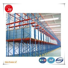 steel heavy duty drive in pallet rack (load capacity)