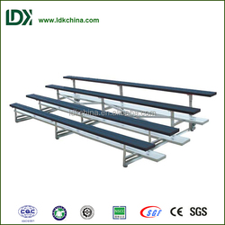 Hot selling soft metal plank hot galvanlized 4 rows low rise blescher equipment
