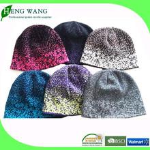2015 Knitted beanie hat, acrylic beanie, winter beanie hat