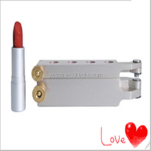 high quality girls supplies plastic lipstick mould