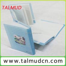 Selling Retail self adhesive sheets photo album