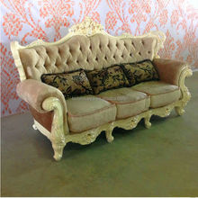 danxueya crystal buttons for fabrics sofa /rustic woods sofa /alibaba french china used home l furniture for sale A11