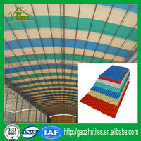 cheap mix color roof tile pvc roof tile