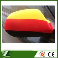 germany car side mirror cover and car wing mirror flag