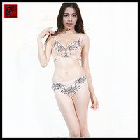 New arrival!! high quality factory sale full cup girls removing bra and panty