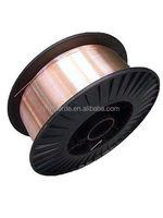 bronze mig welding wire ER70S-6