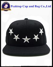 Cotton Twill Flat Bill Baseball Caps/Sports Caps/Fashion Cotton Baseball Caps