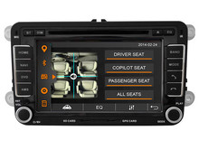 WITSON AUTO RADIO CAR DVD GPS SKODA OCTAVIA III OBD DISPLAY BACK VIEW 1080P WIFI DSP 3G STEERING WHEEL CONTROL