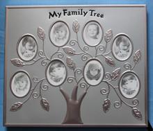 Metal Family Tree Photo Frame , Sexy Photo Frame , Small Photo Frame