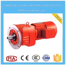 GR Series Helical transmission Gear Ac Motor Speed Reducer For Mixer