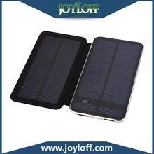 Unique designed new arrival 10000mAh solar mobile phone charger