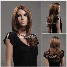 low price smooth female adult wig offer nice image