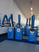 Portable welding fume extraction/Industrial smoke collection unit