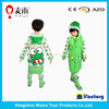 children carton all cover print rain suit raincoats