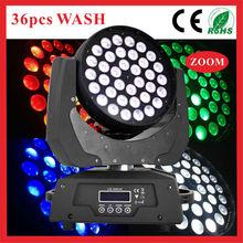 CE& rohs cree luminoso eccellente 36x10w mobile a led- capo importatore luce