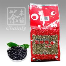 Taiwan Bubble Tea Topping High Quality Premium Tapioca Black Pearl