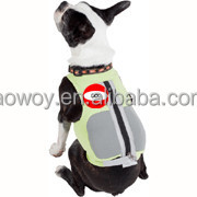 Logo Personalized Imprinted Dog Clothes Dogs Exercise Sport Vest Dog Dress Pet Products