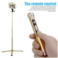 wireless mobile phone selfie stick for Androd monopod