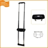 Guangzhou JingXiang Inner Bag Carrying Handle Aluminium Metal Handle Cart For Trolley Bag