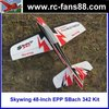 Skywing 48-Inch EPP SBach 342 Kit electric RC airplane