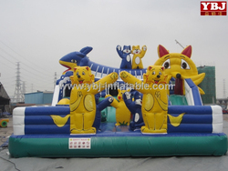 Outdoor advertising giant inflatable product, inflatable product