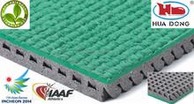 outdoor international tennis&basketball court standard size rubber floor