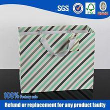 custonmize pantone Company Logo Printed Shopping Bags High Quality Cardboard Paper Bags waterproof paper bag