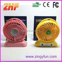 china market of electronic small air fan,battery operated fan