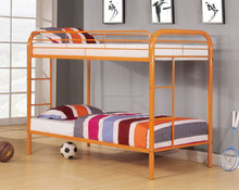 metal iron bunk bed for bedroom furniture BB-11