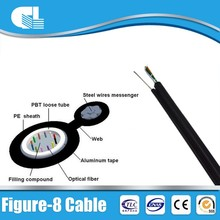Professional manufacturer supply figure 8 messenger wire cable