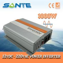 Inverter manufacturer DC12V to AC220V pure sine wave 1000W power inverter
