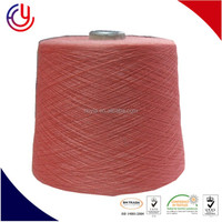 Hoyia mercerised cotton yarn , gassed mercerized cotton yarn for hand knitting