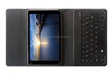Ultra Slim Bluetooth Wireless Aluminum Keyboard Case Cover for iPad Mini