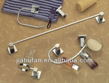 hot sale,good quality bathroom accessories for chrome plated