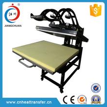 Big sublimation 0.8x1m drawer style heat transfer press machine