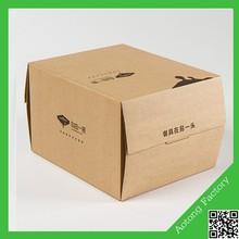 Birthday food cheese cake box packageing