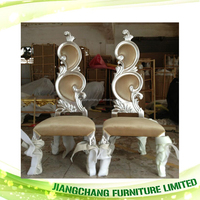 Commercial Decorative Queen Chair Discount Sell JC-K56