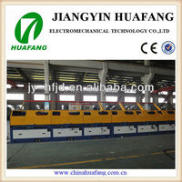 Bull block drum mild wire drawing machine for nail