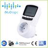 Digital LCD display multifunctional intelligent power meter socket/Energy Meter socket/plug