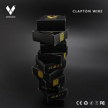 2015 Unique Clapton Wire for Goblin mini, Goliath V2 / Vaping accessories For Electronic Cigarette