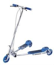 2015 new flicker adult frog kick scooter
