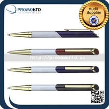 Cheapest Metal Slim Cross Pen Hotel Metal Ball Pen As a Gift Office Supplies