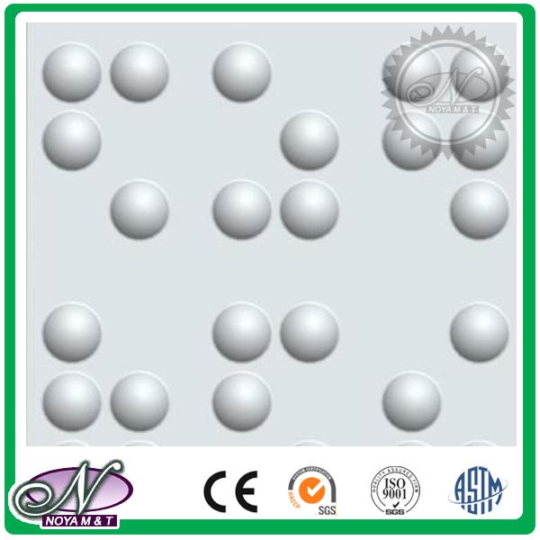 Delicate environmental factory price 3d wall tiles
