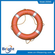 Inflatable buoy ring Mini Type manufacture