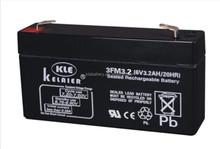 Good Quality UPS Battery 6V3.2Ah
