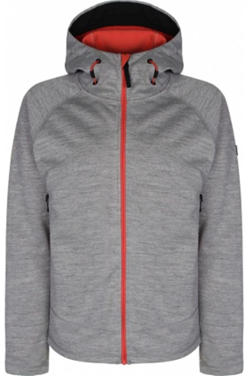 High hoodie