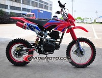 CE Approved 150cc Motocross with Chain Transmission