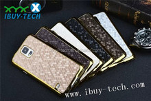 Fashion and creative popular good sale in stock football pattern design for s5 mini case