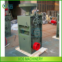 Farmer likes combined rice milling machine