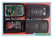 Best quality key case or cover for SAAB REMOTES 5B 315 MHZ car key shell